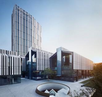 gmp finalizado el barrio urbano SOHO Fuxing Lu Shanghái