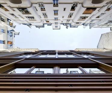 PARC Architectes: nueva fachada para el edificio Gigogne, París