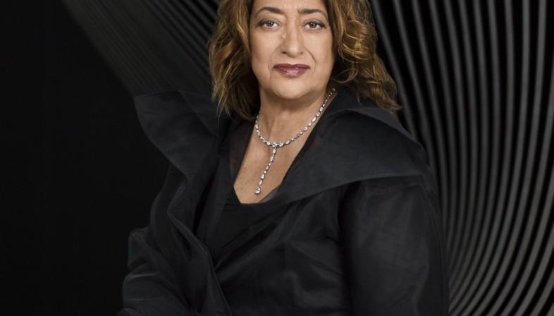 Zaha Hadid premiada con la Royal Gold Medal 2016 RIBA