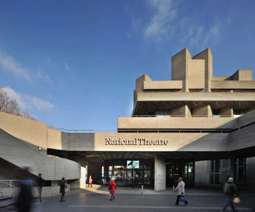 Haworth Tompkins The National Theatre NT Future Londres