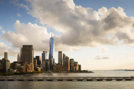 One World Trade Center, New York, USA © James Ewing | OTTO