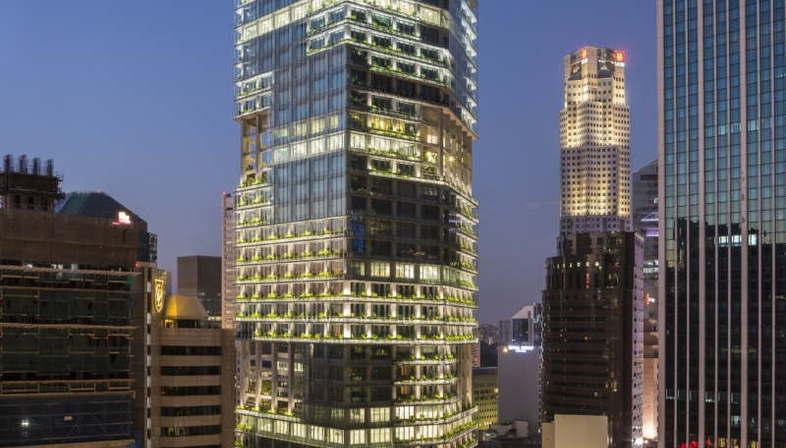 Los mejores rascacielos de 2015