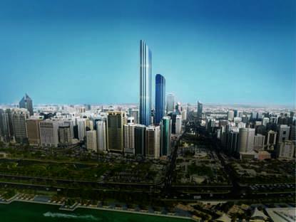 Burj Mohammed Bin Rashid Tower, Abu Dhabi, UAE © Foster+Partners