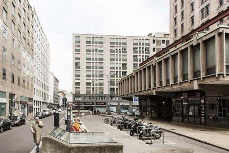 Exposición de fotografía Arquitectura Sintáctica Milán