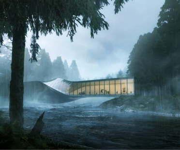 BIG Kistefos Museum Noruega