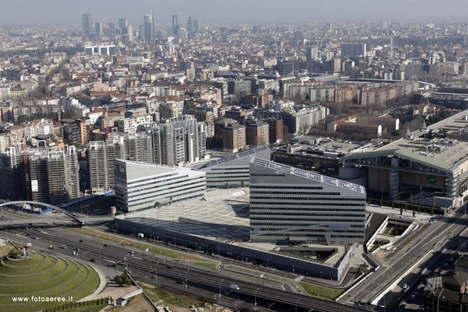 Valle Architetti Associati Piazza Gino Valle Portello Milán