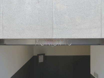 Siza Souto de Moura Estación Municipio Metro Nápoles