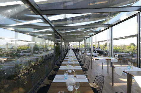 OBR Restaurante Terrazza Triennale Milán
