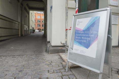 FAB Sala Architettura Berlín nº 2 Taller nº 1