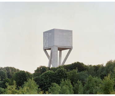 Vplus torre de agua - Mons Ghlin Belgio