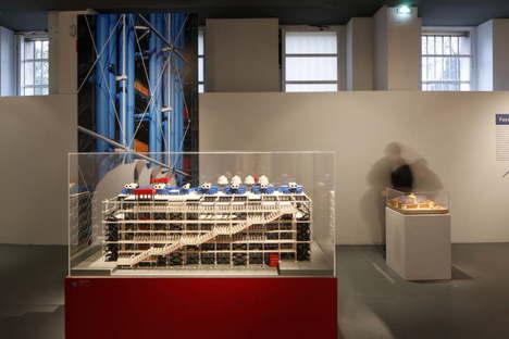 Exposición Renzo Piano Building Workshop La méthode Piano