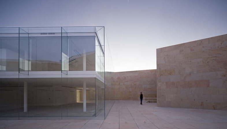 Alberto Campo Baeza gana el BigMat International Architecture Award
