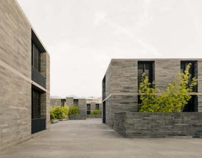 David Chipperfield Architects Xixi Wetland Estate Hangzhou China