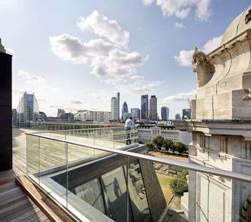 Londres Studio RHE transforma edificio histórico en Alphabeta