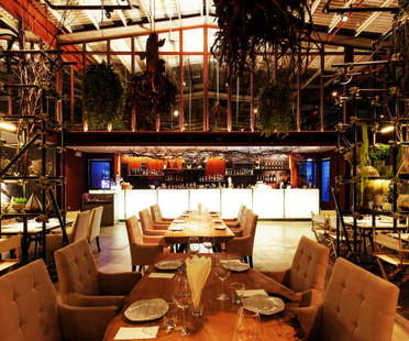 Mejor restaurante del mundo Vivarium Tailandia de Hypothesis