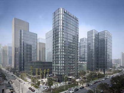 gmp Dayuan International Center en Chengdu, China
