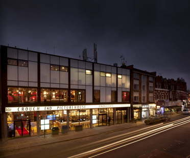 Panter Hudspith Architects Picturehouse Cinema Londres