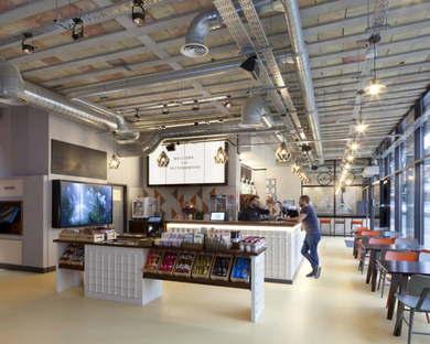 Panter Hudspith Architects Picturehouse Cinema Londres
