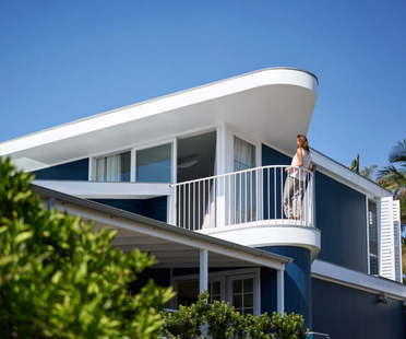 Luigi Rosselli casa de vacaciones Beach House on Stilts