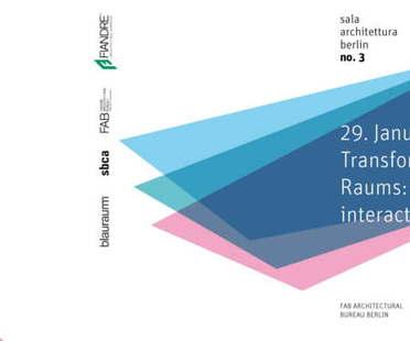 Taller nº 2 Interactive Surfaces FAB Architectural Bureau Berlin