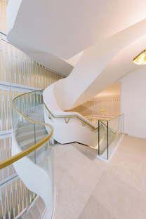 UNStudio Le Toison d'Or viviendas y locales comerciales en Bruselas