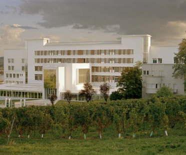 Transformación en escuela de arquitectura del sanatorio Sabourin