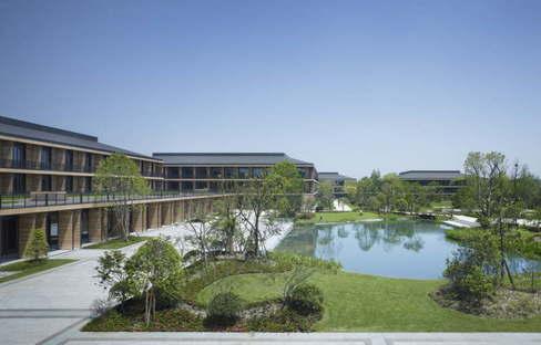 gmp Wuzhen Medical Park Shanghái China
