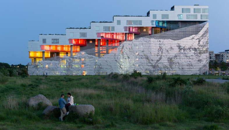 BIG Bjarke Ingels Group proyecta el Serpentine Pavilion 2016