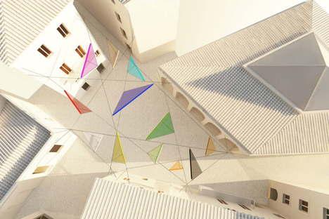 Lista plaza Faber, proyecto de Alvisi Kirimoto en colaboración con Renzo Piano