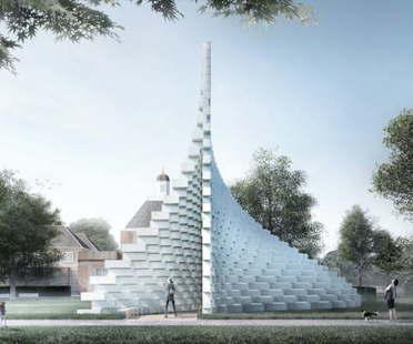 BIG presenta el proyecto del Serpentine Pavilion 2016