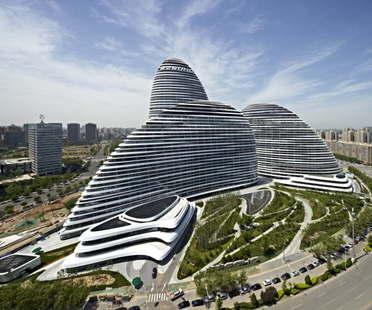 Los mejores rascacielos de China CTBUH China Tall Building Award