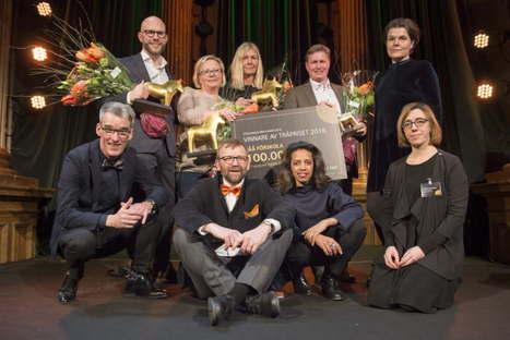 Dorte Mandrup Arkitekter gana el premio Träpriset