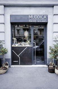 DiDeA Muddica bistró siciliano en Milán