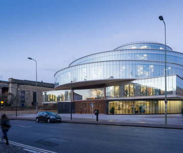 Herzog de Meuron Blavatnik School of Government Oxford University
