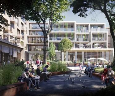 C. F. Møller Architects y Tredje Natur ganan el concurso para diseñar Future Sølund