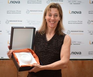 Jennifer Siegal gana el arcVision Prize Women and Architecture