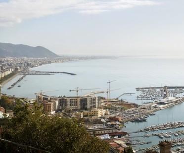 Zaha Hadid Architects Estación Marítima de Salerno
