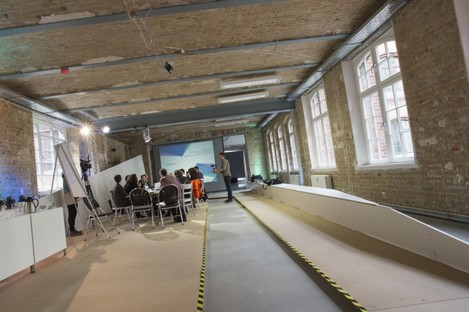 FAB Berlín: finalizado el taller flexible surfaces