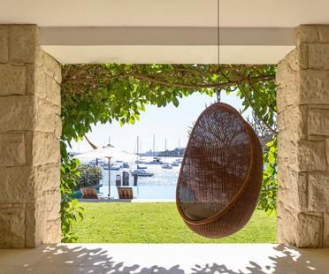 Luigi Rosselli Architects Waterfront Palazzo pasa la prueba del tiempo