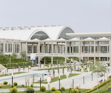 gmp inaugurado el centro de exposiciones de Teherán