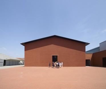 Herzog & De Meuron inaugurado el Schaudepot Vitra Design Museum