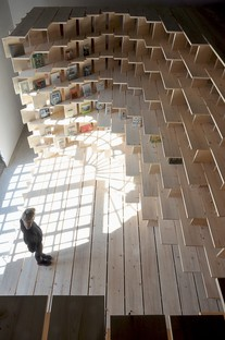 Home at Arsenale Pabellón Eslovenia Bienal Venecia 2016
