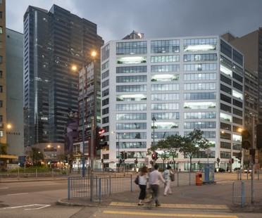 MVRDV oficinas de cristal 133 Wai Yip Street Hong Kong