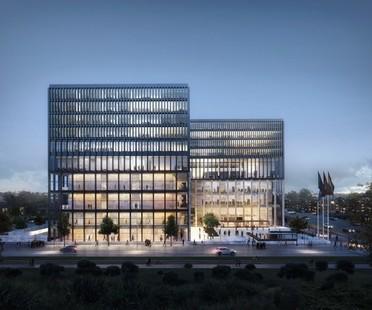 KAAN Architecten gana el concurso para el New Amsterdam Courthouse