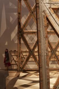 Gabinete de arquitectura © Francesco Galli courtesy La Biennale di Venezia