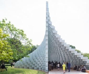 El Serpentine Pavilion de BIG Bjarke Ingels Group