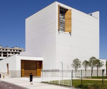 Moneo gana el Premio Internacional de Arquitectura Sacra