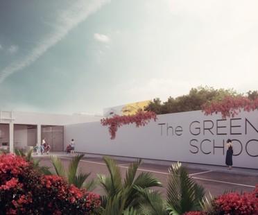 Carlo Ratti Associati The Greene School Escuela Jardín Florida