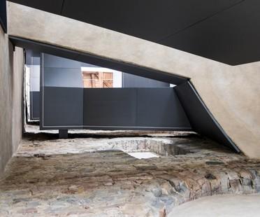CN10 architetti Torre del Borgo Villa D'Adda Bèrgamo