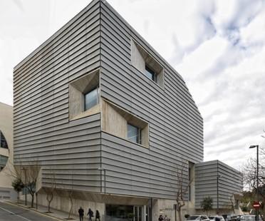 Paredes Pedrosa Arquitectos Biblioteca pública Ceuta